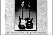 Fender Elite Series Guitars (1983)说明书