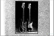 Fender Elite Series Precision Bass I and II (1983)说明书