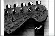 Fender Eric Clapton Stratocaster (1988)说明书