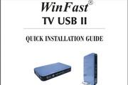 丽台WinFast TV USB II电视盒说明书