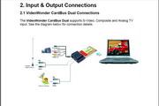 昆盈VideoWonder Cardbus Dual电视卡/超迷你电视盒英文说明书