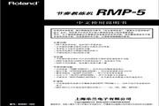 罗兰 RMP-5: 节奏教练机(电子打击板)说明书