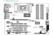 友通LANPARTY UT ICFX3200-T2R/G主板繁体中文版说明书