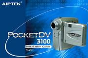 爱普泰克Pocket DV3100数码摄像机使用说明书
