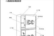 迪堡FDG-A1/J-75ULS机械密码锁双门保险柜说明书