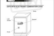 迪堡FDG-A1/D-65L2防盗保险柜说明书