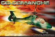 易思凯科曼奇(2.4G)直升机说明书