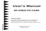磐英EP-USB20 主板说明书