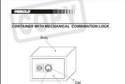 迪堡G1-620高级保管箱英文说明书