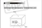 迪堡G1-120高级保管箱英文说明书