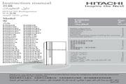 日立 R-Z570AJ7型雪柜 使用说明书