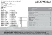 日立 R-Z570AL7X型雪柜 使用说明书