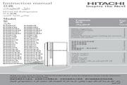 日立 R-Z570AL7型雪柜 使用说明书
