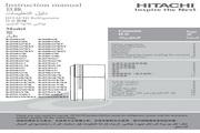 日立 R-Z580A7H型雪柜 使用说明书