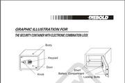 迪堡G1-170高级保管箱英文说明书
