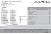 日立 R-Z600AS7KV型雪柜 使用说明书
