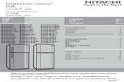 日立 R-Z270AUK7KV型雪柜 使用说明书