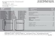 日立 R-Z190A7HV型雪柜 使用说明书