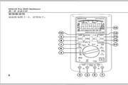华谊MS8218 True RMS Multimeter说明书