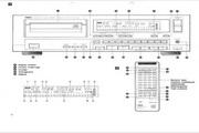 雅马哈CDX-5000英文说明书