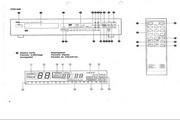 雅马哈CDX-730英文说明书