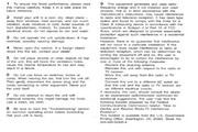 雅马哈CDX-920英文说明书