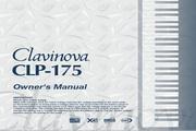 雅马哈CLP-175英文说明书