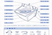 荣事达波轮洗衣机XQB48-418说明书