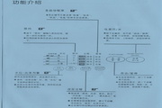 荣事达波轮洗衣机XQB50-158说明书