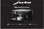 JURA NESPRESSO N30咖啡机 英文使用手册