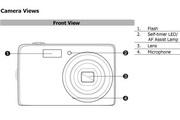 爱国者 DC T1458数码相机说明书