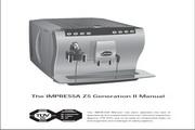 JURA IMPRESSA Z5-Generation II咖啡机 英文使用手册
