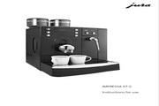JURA IMPRESSA X7-S咖啡机 英文使用手册
