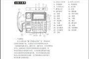 侨兴HCD8188(1)TSDL-78 IP卡智能电话机说明书