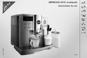 JURA IMPRESSA S9 avantgarde咖啡机 英文使用手册