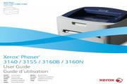 富士施乐Phaser 3160B打印机使用说明书