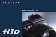 哈苏 H1D数码相机说明书