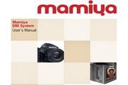 Mamiya DM22数码相机说明书