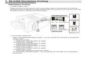 呈妍HiTi BS-G400打印机说明书