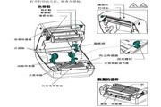 Zebra斑马 2844-Z打印机说明书