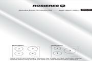 法国罗司雅 RBI647MM型电磁感应炉 英文说明书