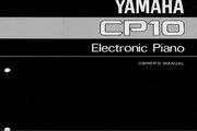 雅马哈CP10英文说明书