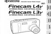 京瓷 L4v数码相机英文说明书