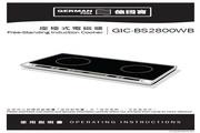 德国宝 GIC-BS2800WB座台式电磁炉 使用说明书
