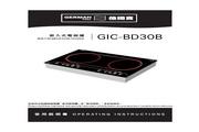 德国宝 GIC-BD30B嵌入式电磁炉 使用说明书
