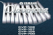雅马哈CVP-10PE英文说明书