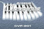雅马哈CVP-201英文说明书