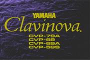 雅马哈CVP-79A英文说明书