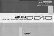 雅马哈DD-10英文说明书