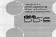 雅马哈DD-5英文说明书